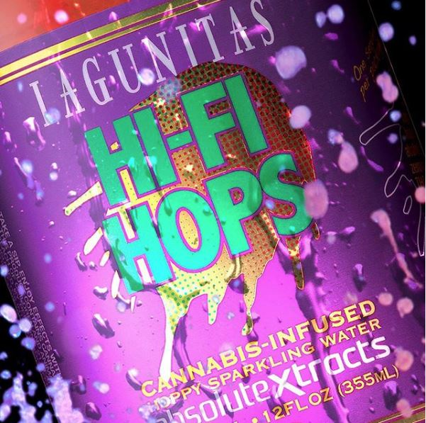 Lagunitas Hifi Hops - Buy one Lagunitas Hifi and get the second for $1.00!*