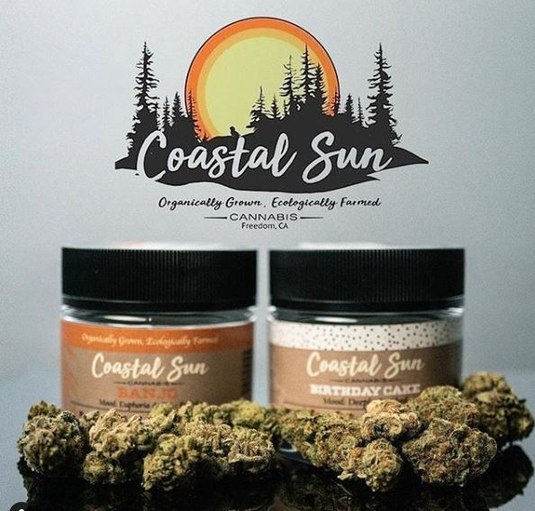 Buy any Coastal Sun 1/8th and get 2 grams for $2.00! - While Supplies Last!