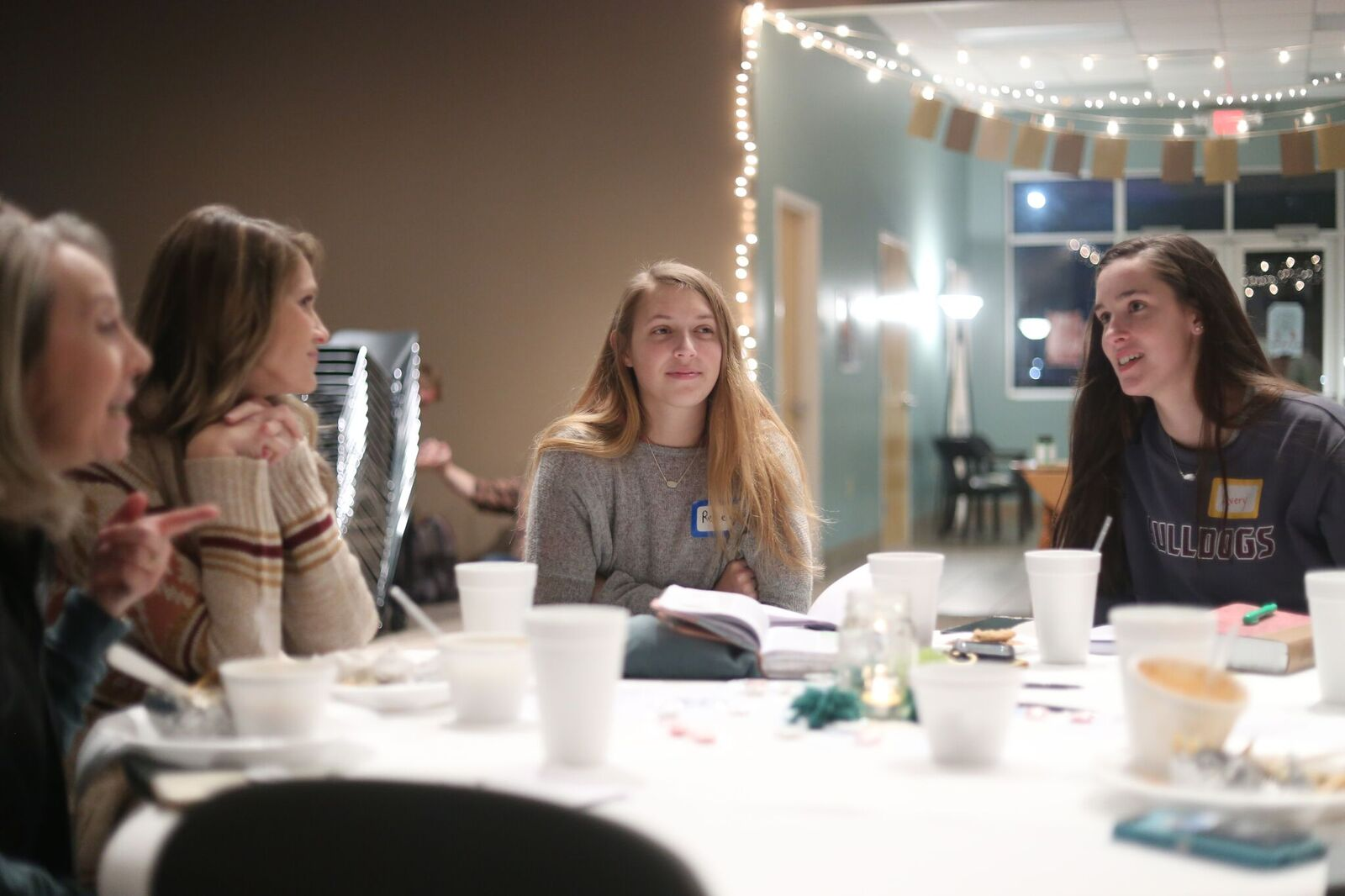 Women in Ministry Circle - Facilitated by senior pastor, Tara Beth Leach, and meeting every other month, this is for women called to pastoral ministry in the church.