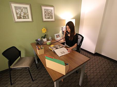 individual internal office