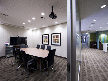 boardroom and main hallway