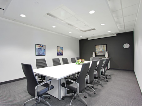 large executive boardroom