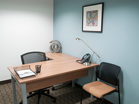 internal office for one person