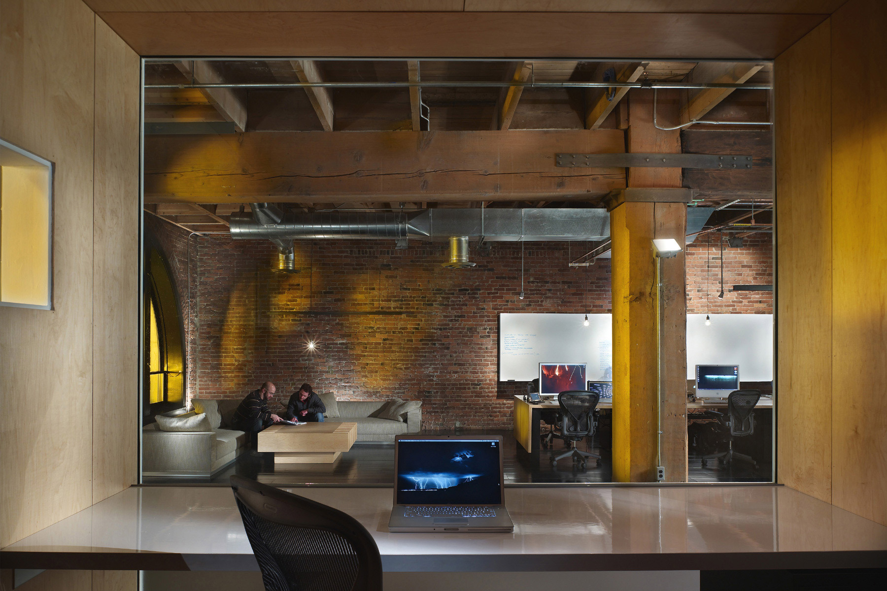 Executive office space in New York