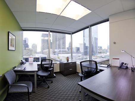 large executive suite corner office