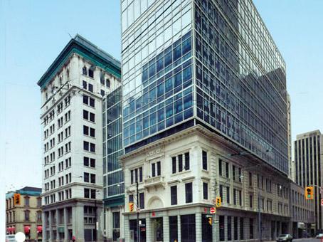 the 36 toronto street building
