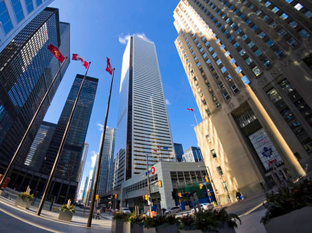 toronto financial district buildings