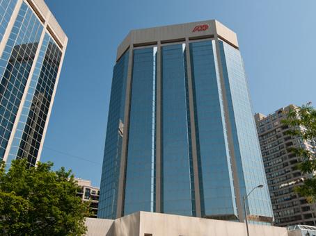 full glass tallest building