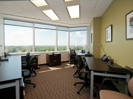 full window office