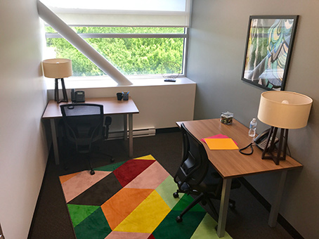 nice executive office look