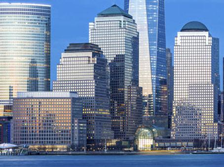 lovely tallest full glass building view