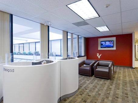 lobby like view