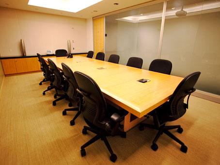 clean and nice meeting room
