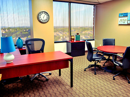 Furnished Suites From $352 - Team suites priced per person/monthCoworking space from $199/monthVirtual office from $64/monthPlease note, price estimates of this office may vary by several factors including your move-in date, size of space you need, and length of rental term (e.g. monthly or 1 year)