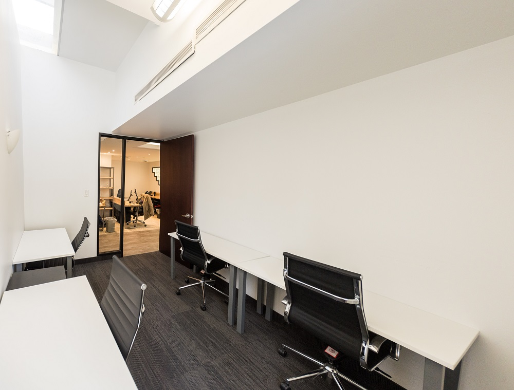 Hot Desks from $350 - Priced per person/monthDedicated desks from $495/monthPlease note, price estimates of this office are subject to change and may vary by several factors including your move-in date, size of space you need, exposure, and length of rental term.