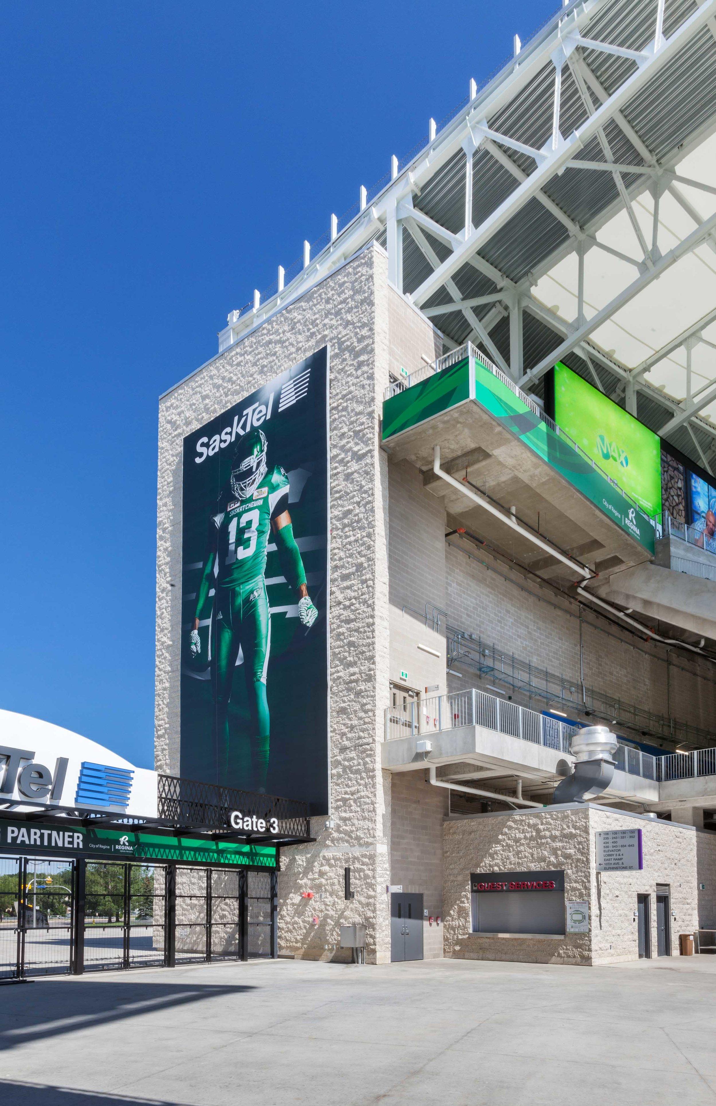 Mosaic Stadium - Regina, SK
