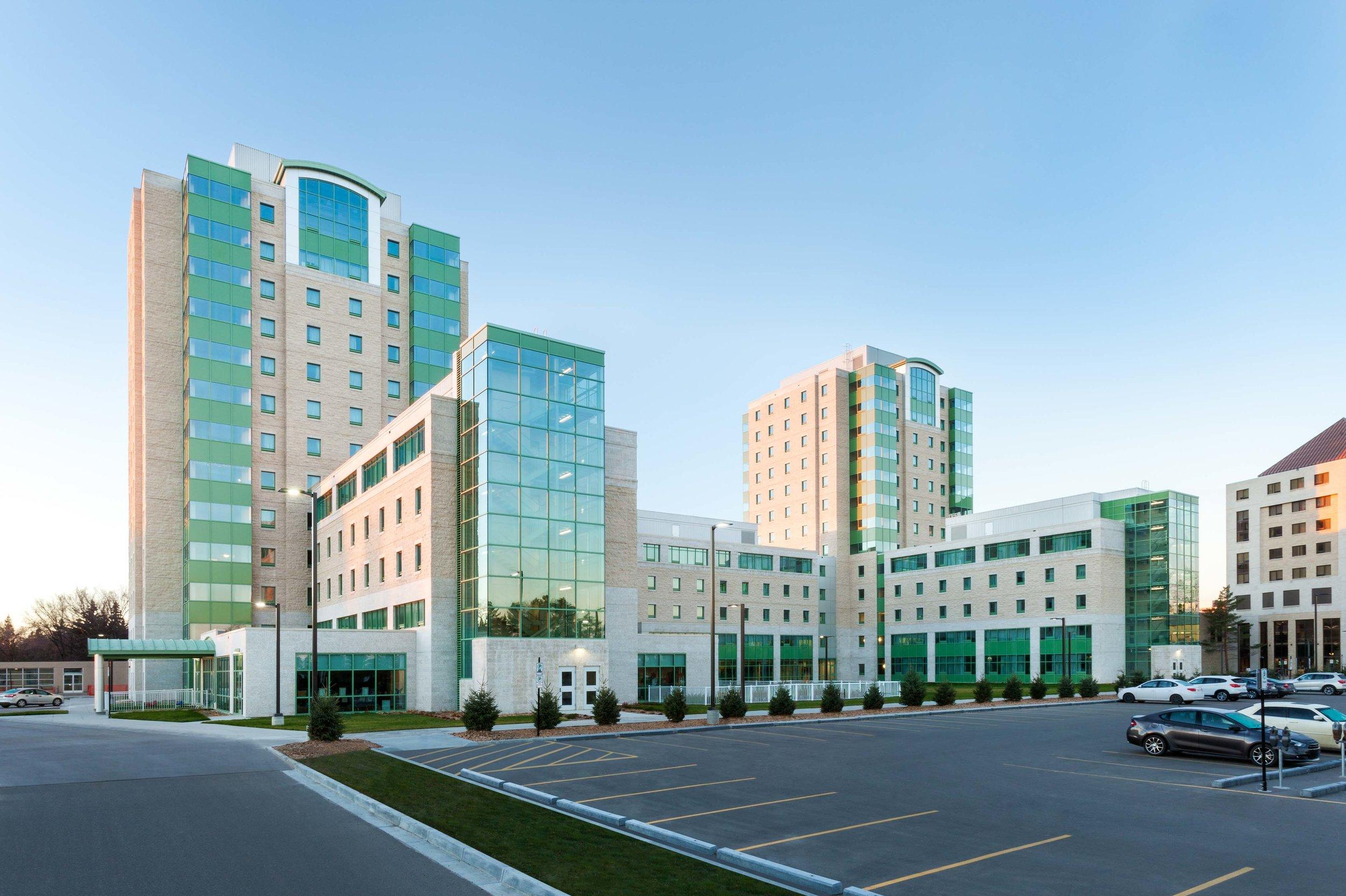 University of Regina Kisik Towers Residence - Regina, SK