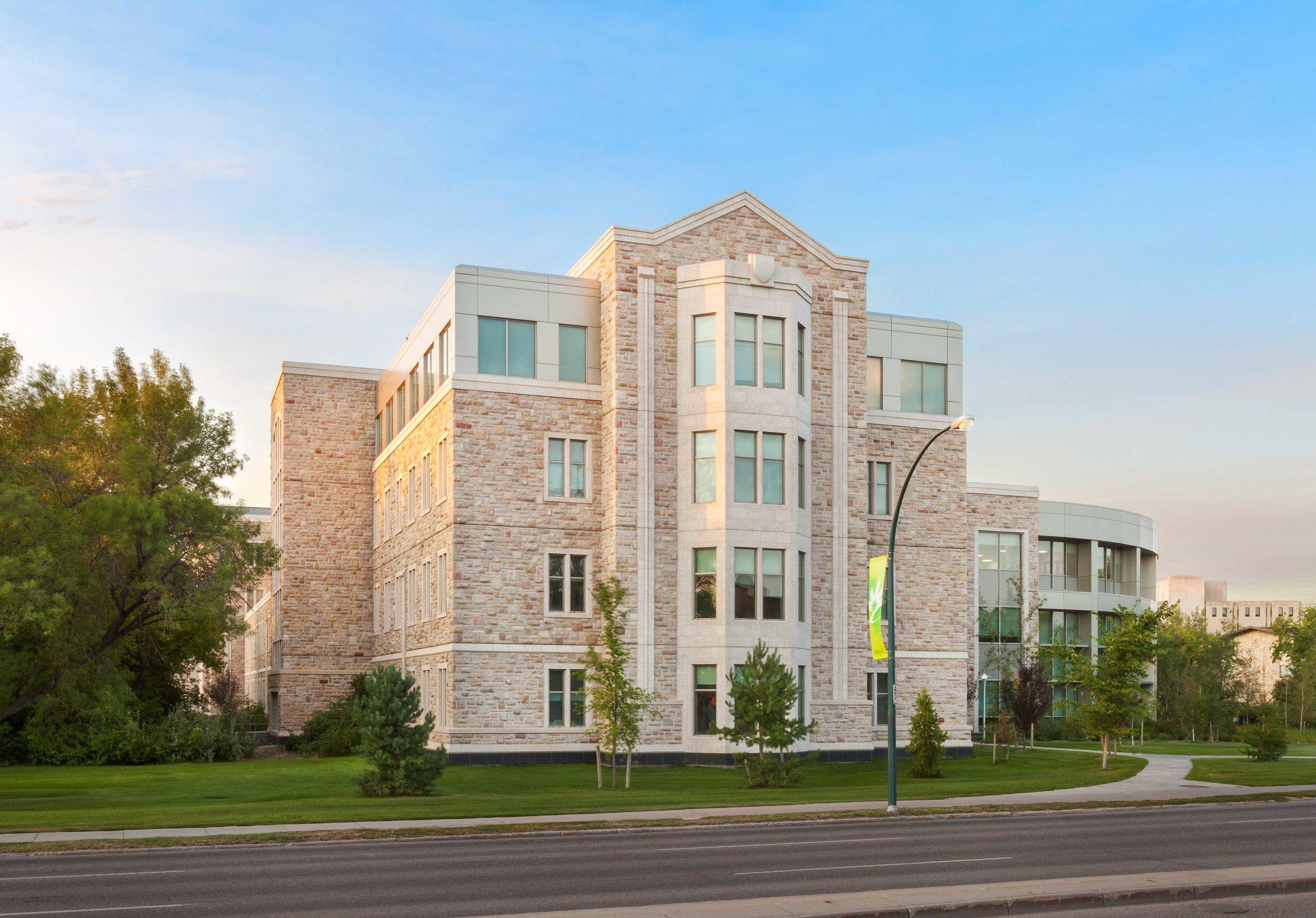 University of Saskatchewan Academic Health Sciences E-Wing Saskatoon, SK