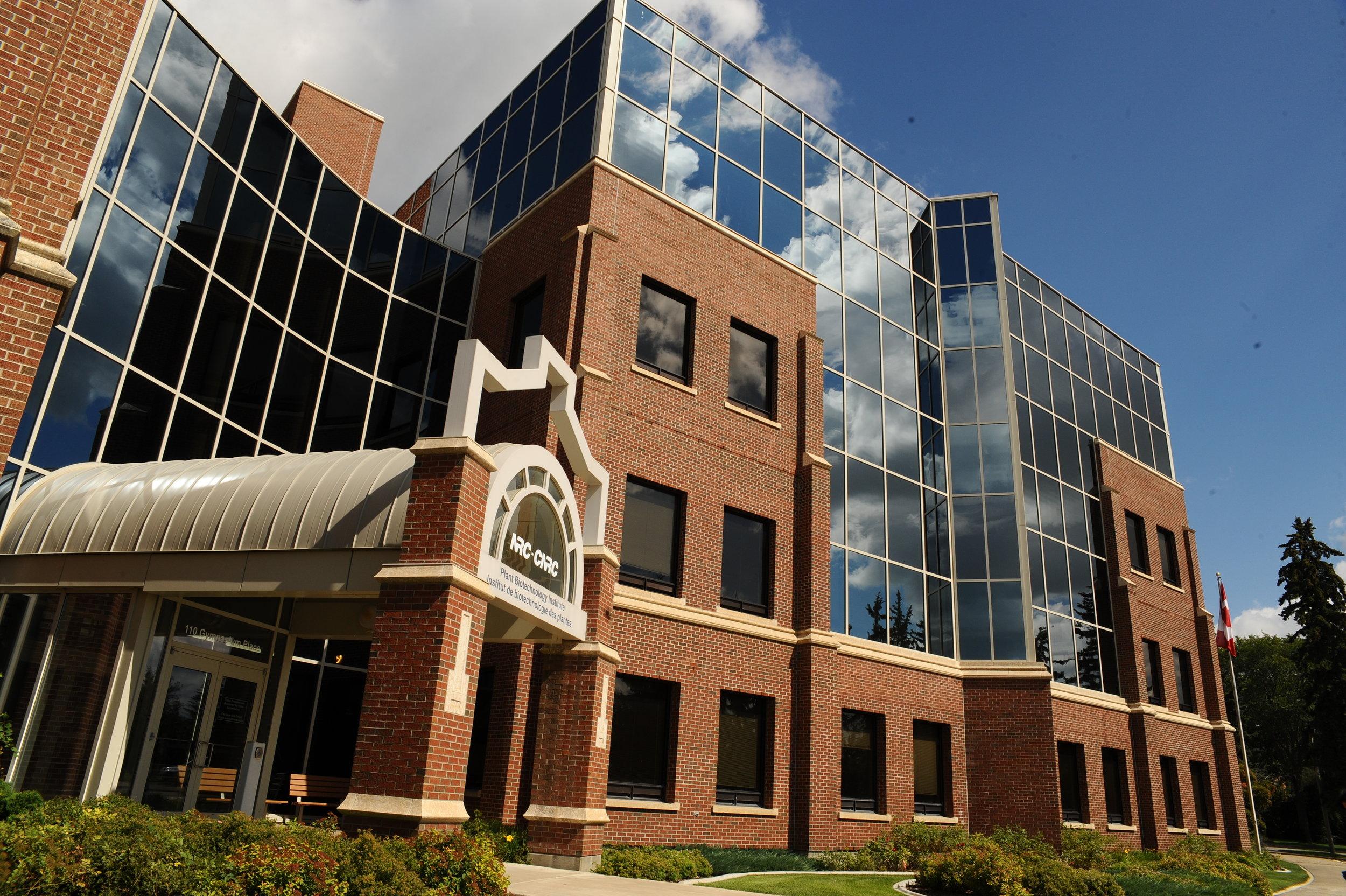 National Research Council Building - Saskatoon, SK
