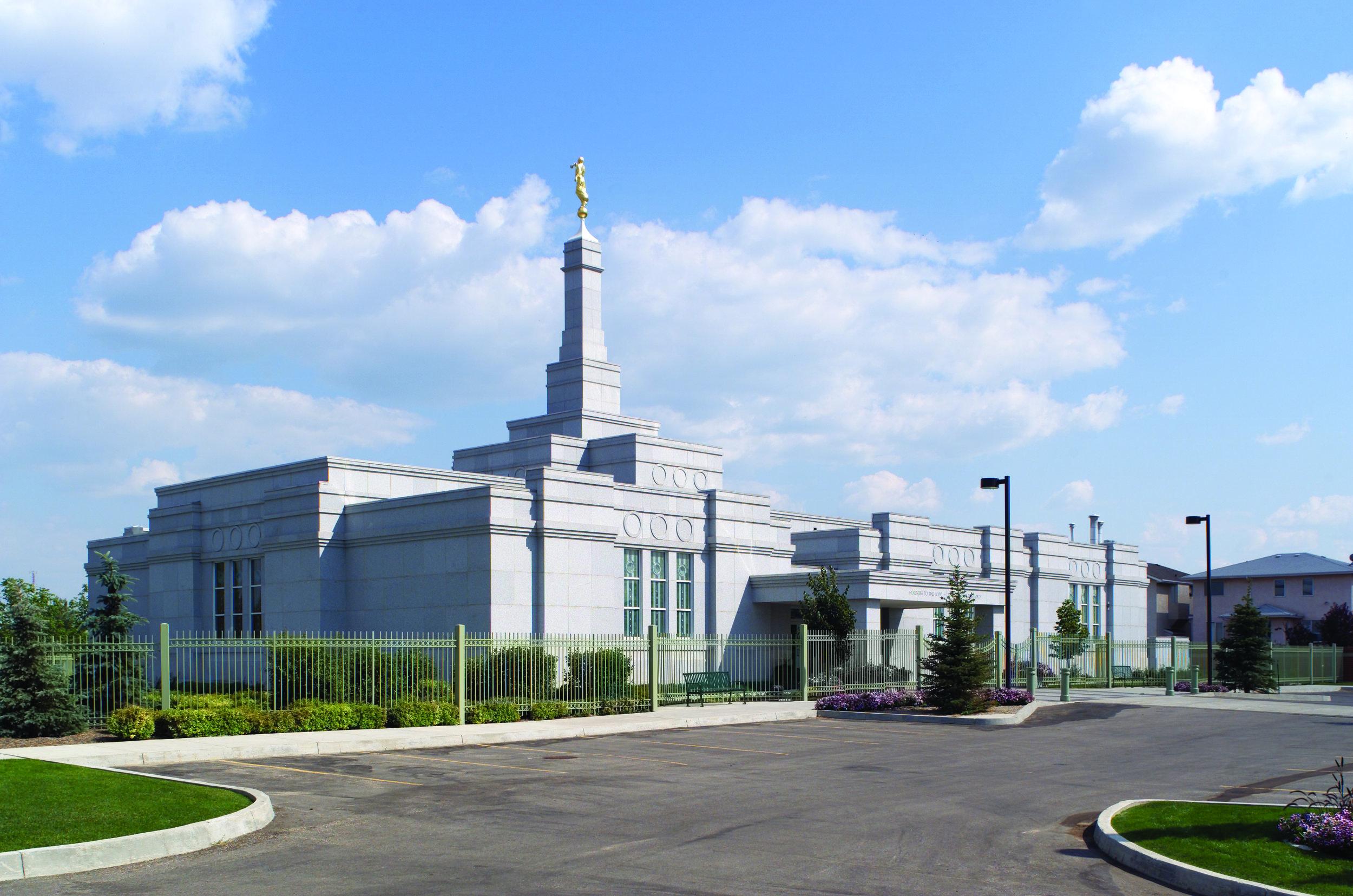 Latter Day Saints Temple - Regina, SK