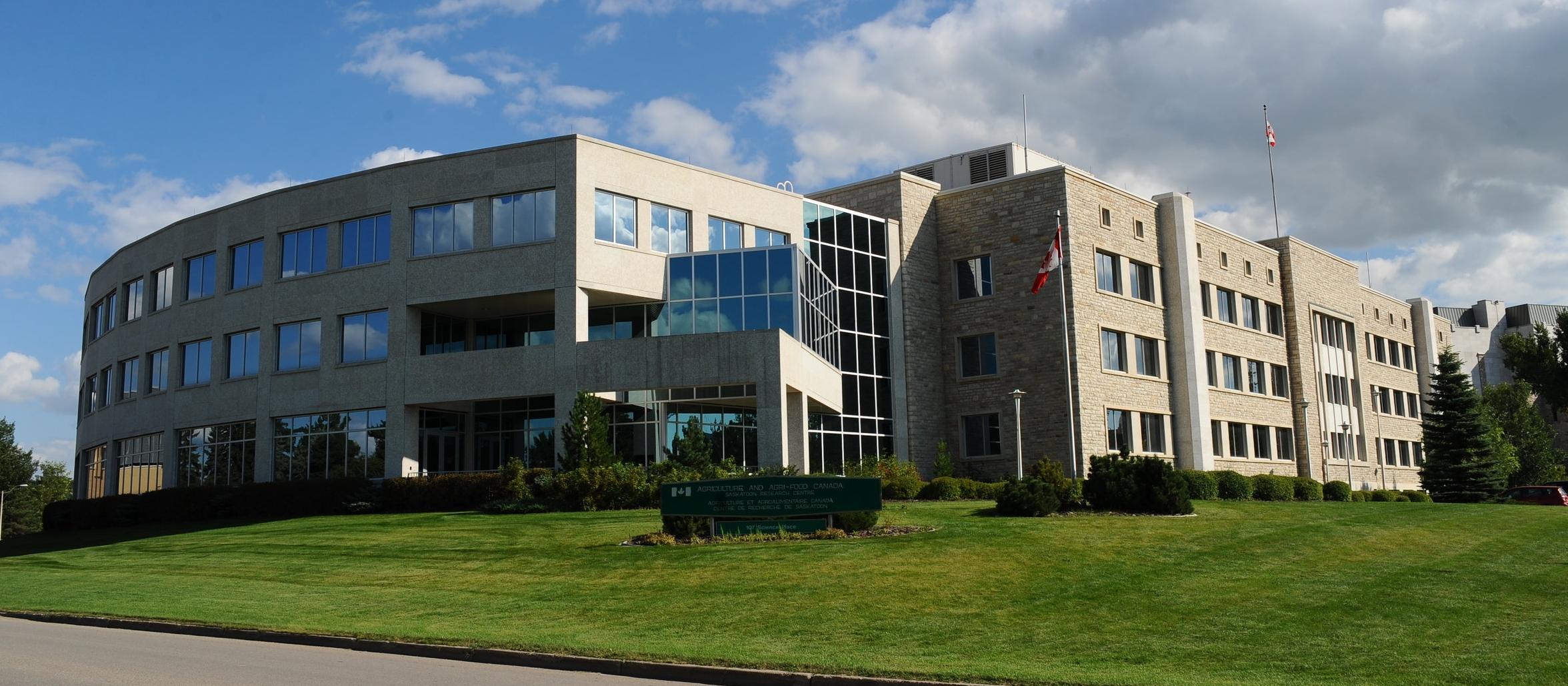 Agriculture Building University of Saskatchewan - Saskatoon, SK