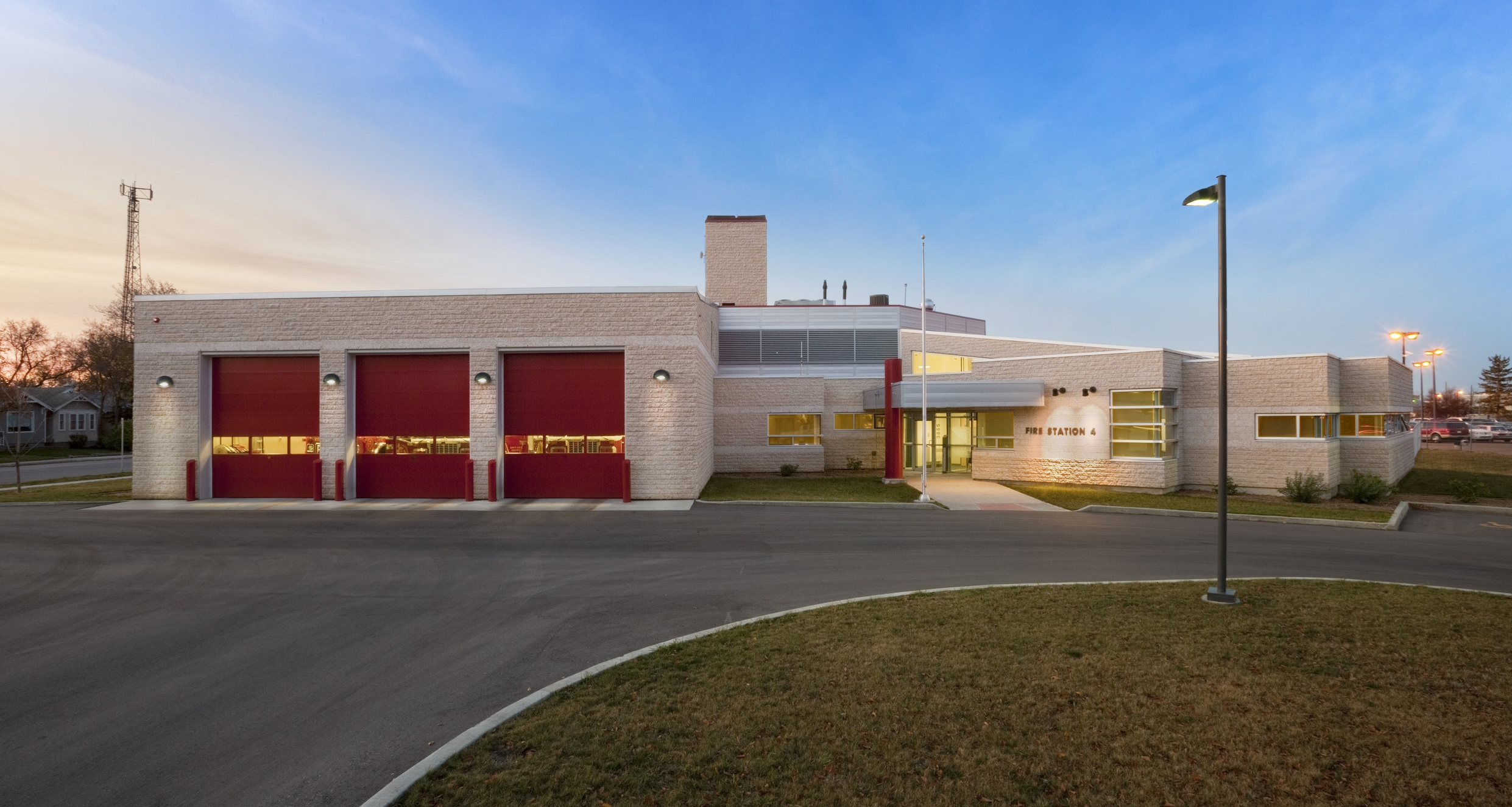 Firestation #4 - Regina, SK