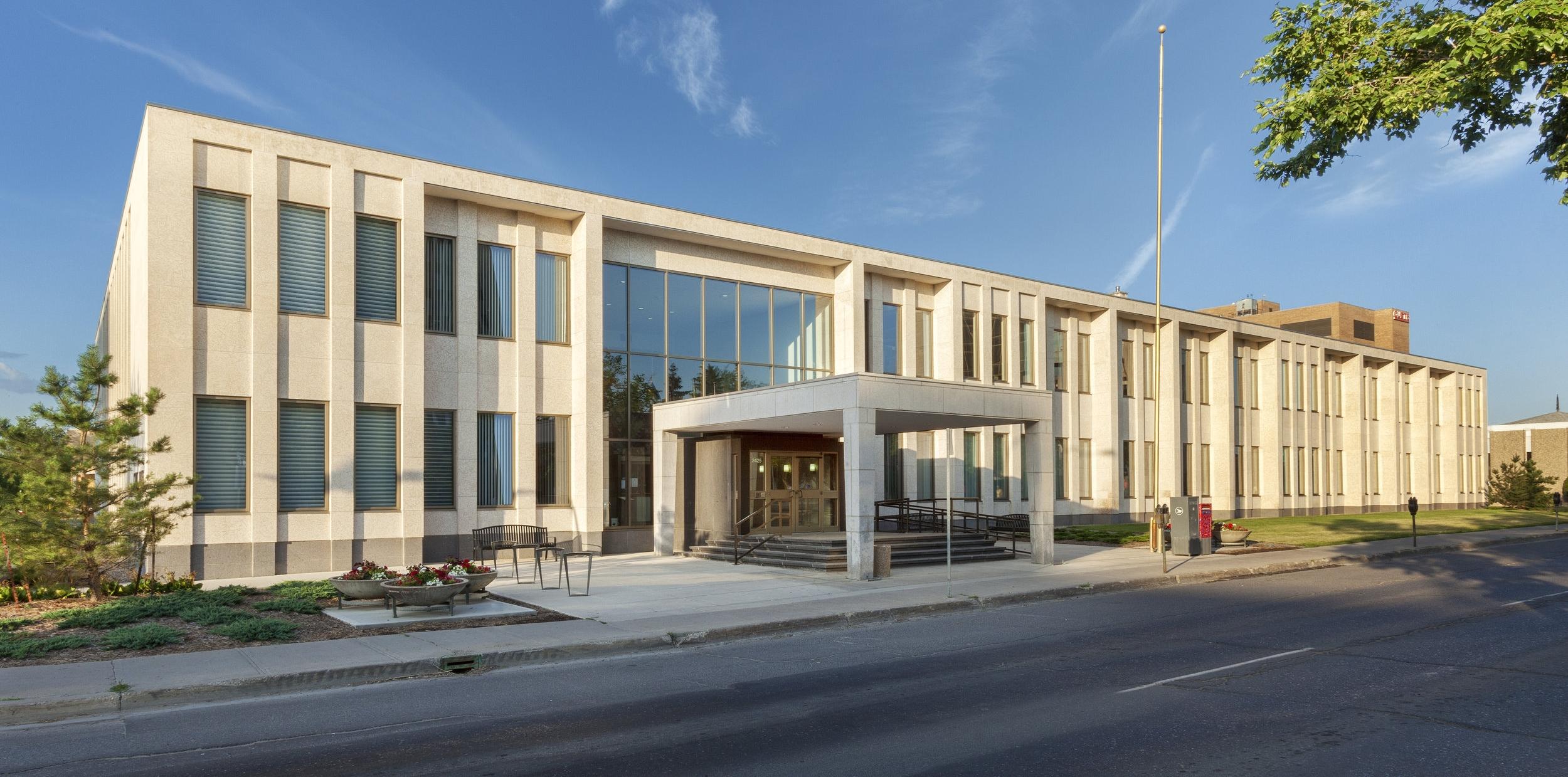 Regina Courthouse Rehabilitation - Regina, SK