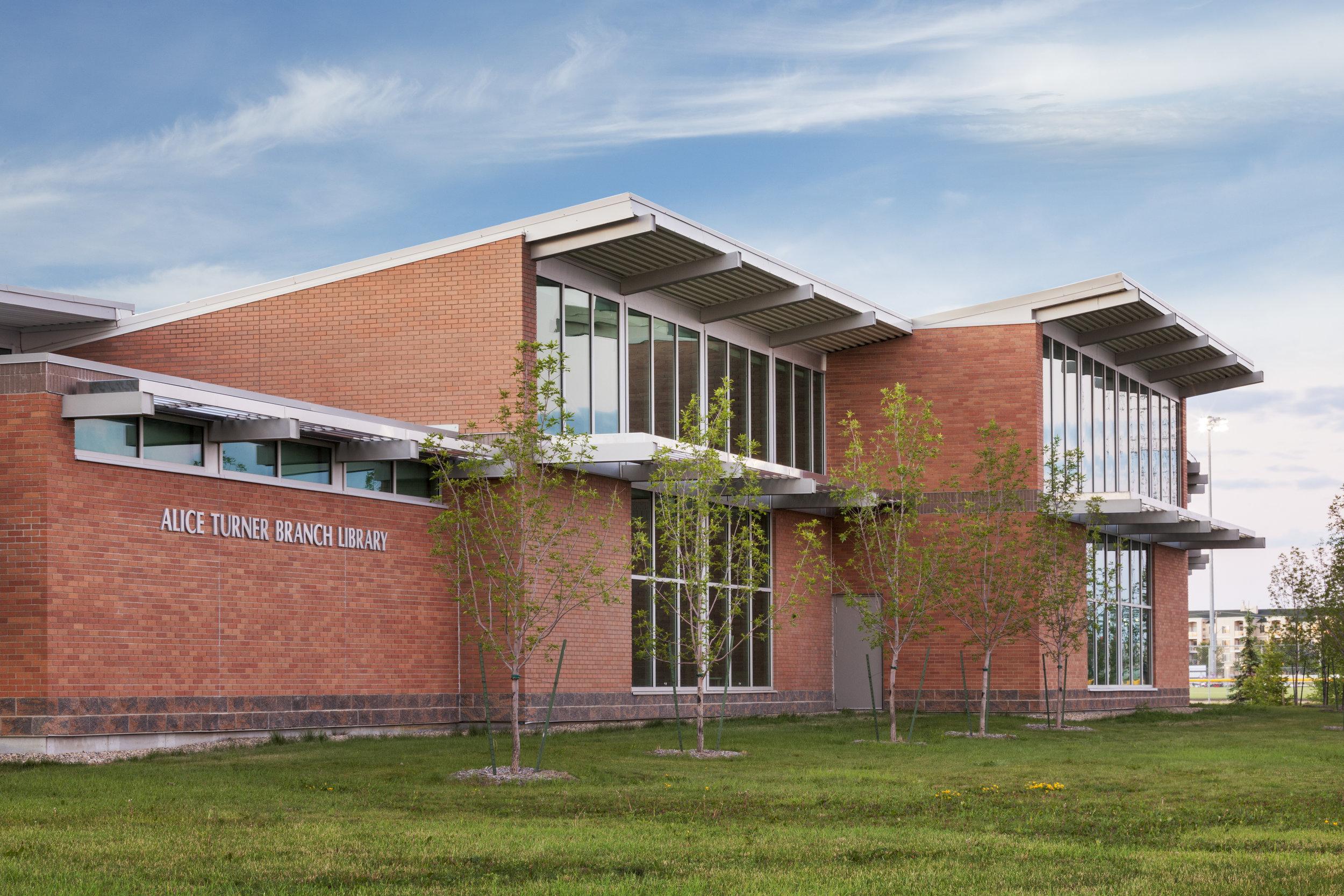 Alice Turner Library - Sasktoon, SK