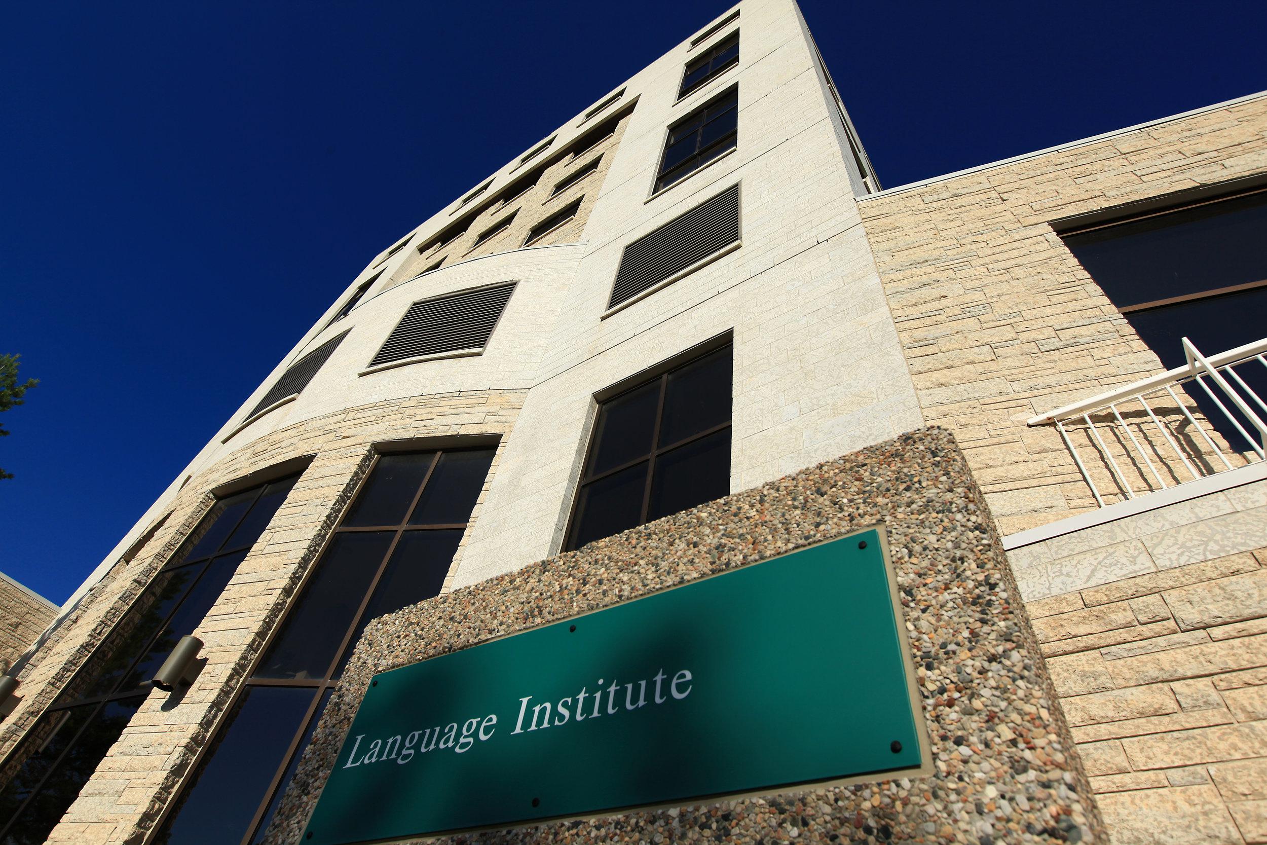 University of Regina Language Institute - Regina, SK