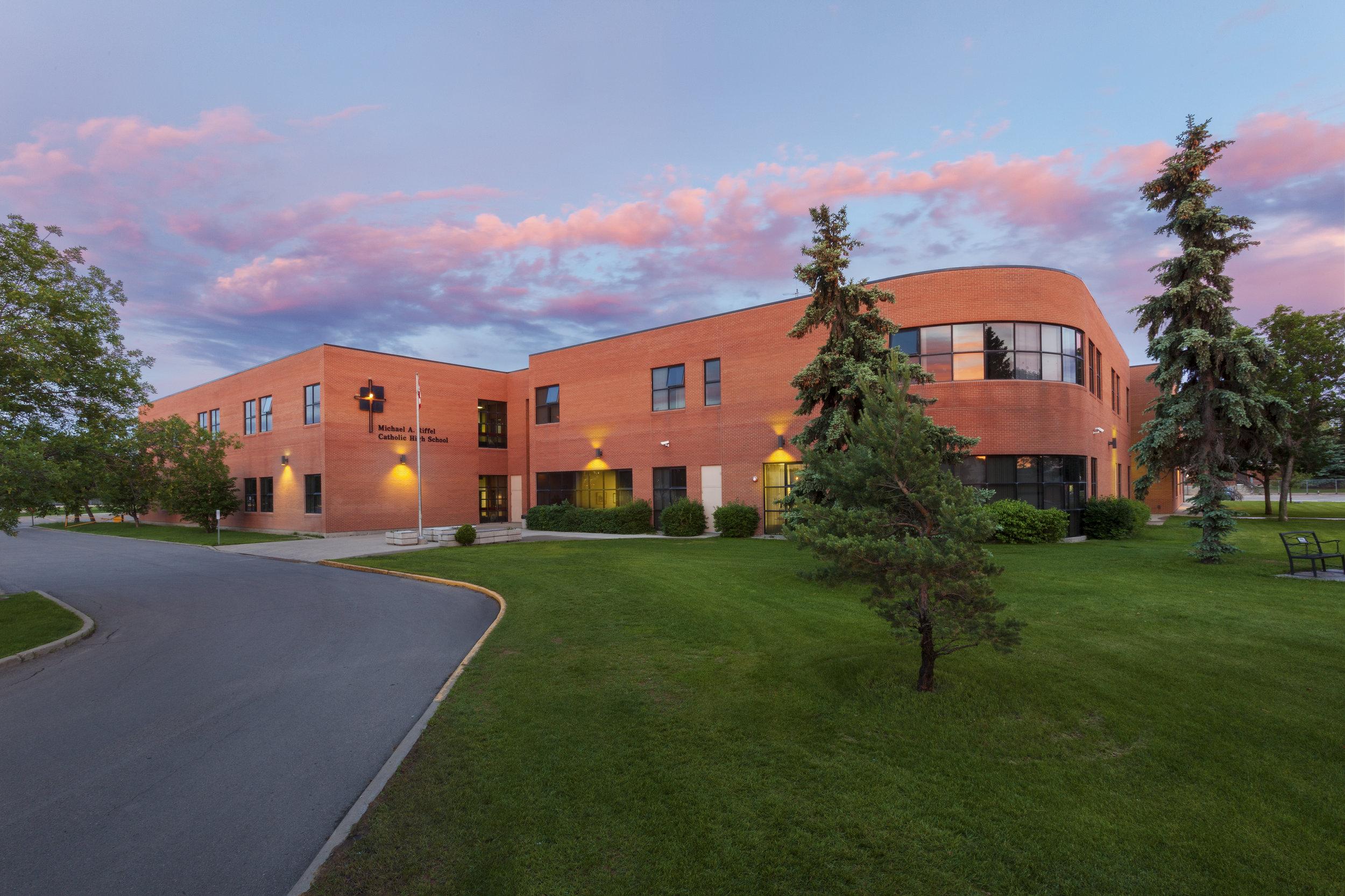 Michael A. Riffel Catholic Highschool - Regina, SK