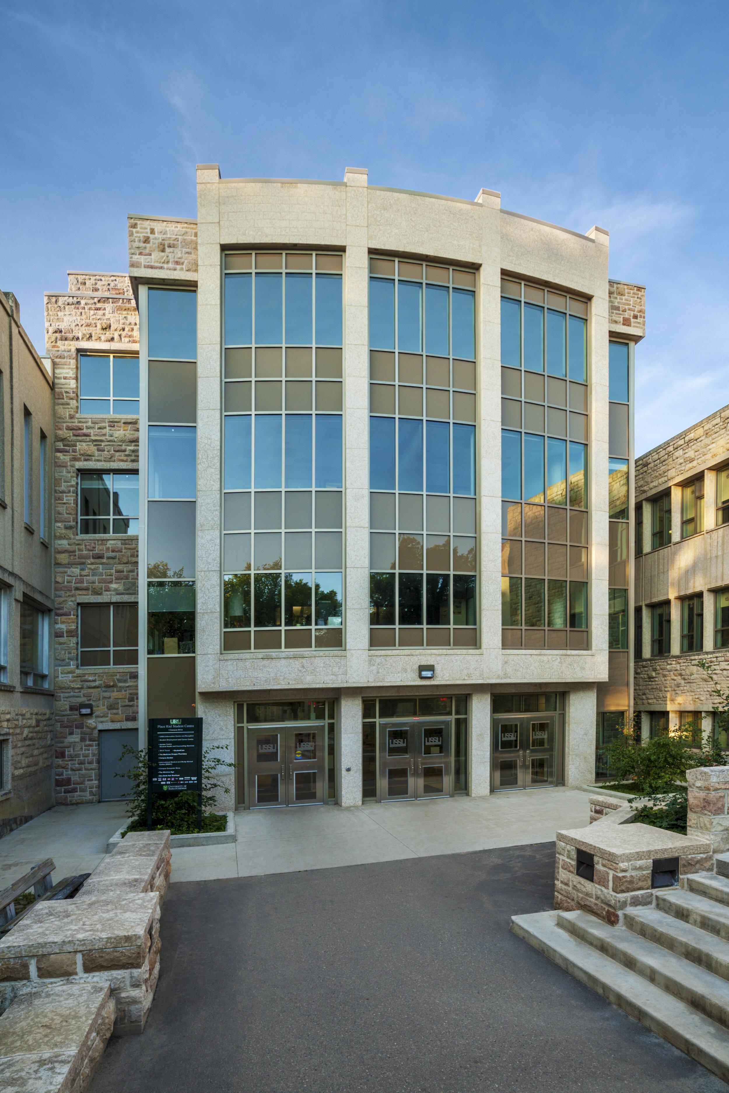 University of Saskatchewan - Place Riel - Saskatoon, SK