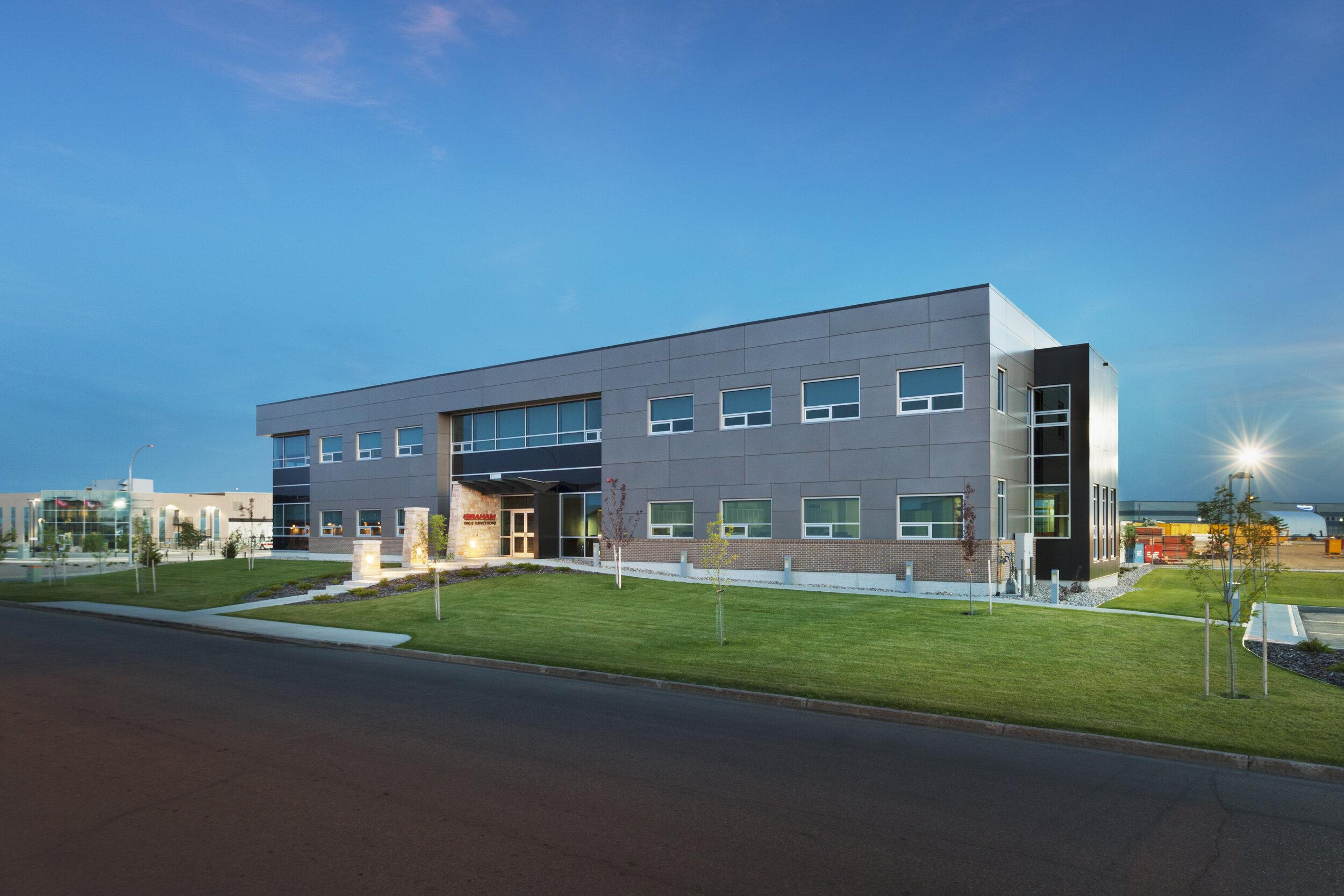 Graham Construction and Engineering Office - Regina, SK