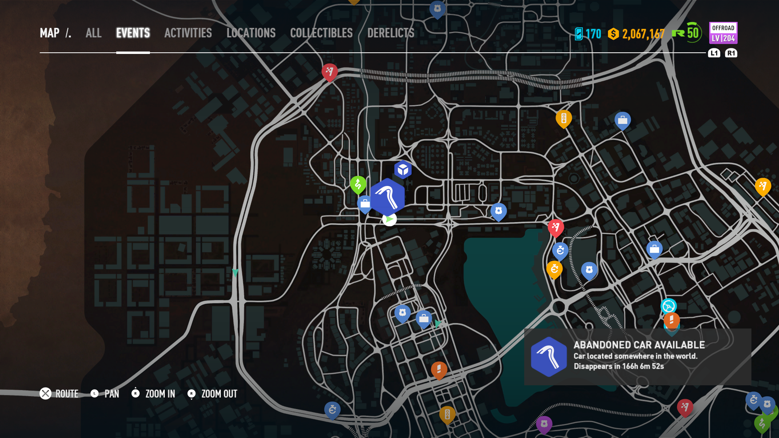 Need For Speed Payback Abandoned Cars Location Guide Big Sister S Ford Mustang The Nobeds