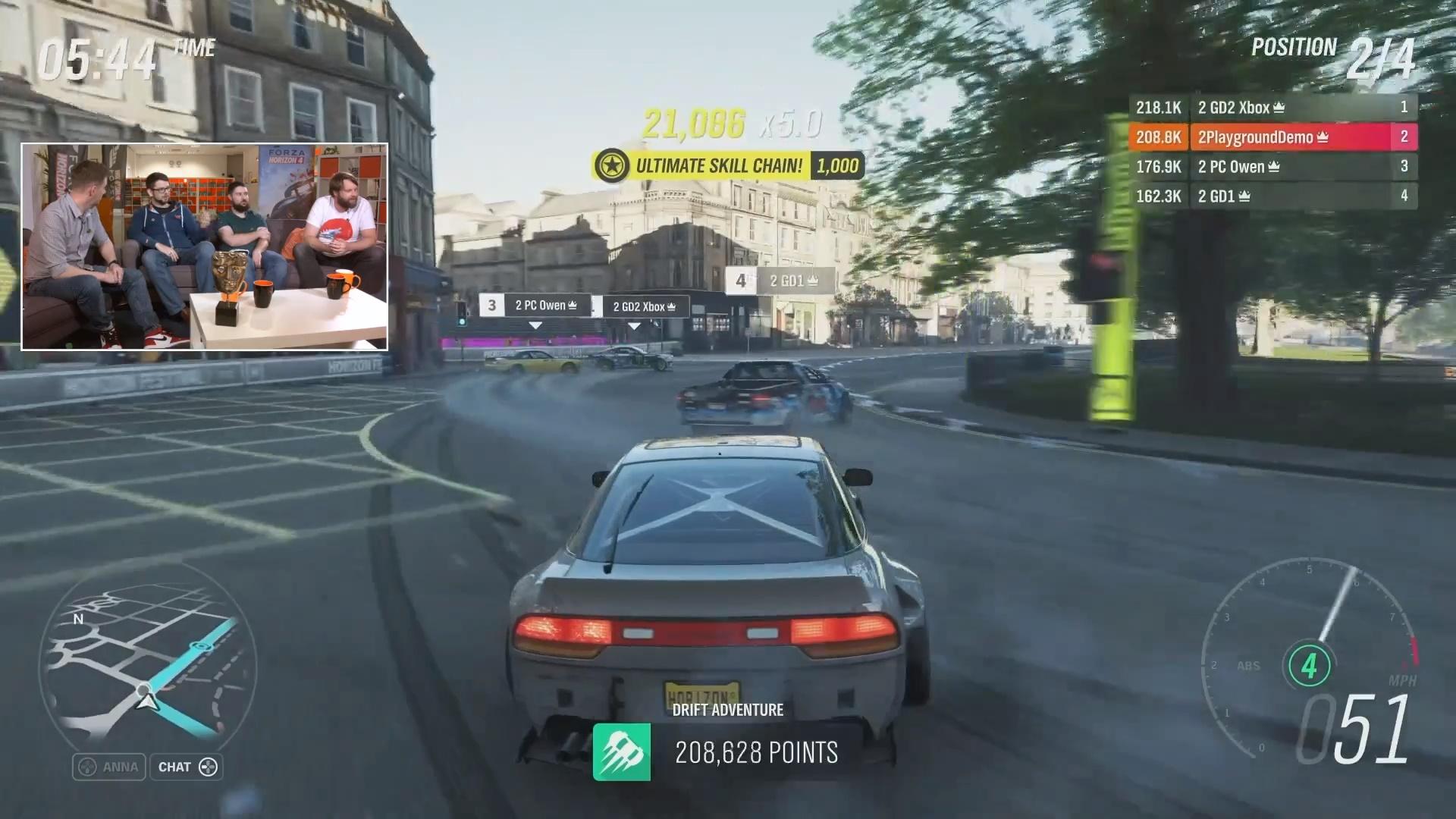 Forza Horizon 4 Update 8 Adds New Free Cars, Drift Adventure