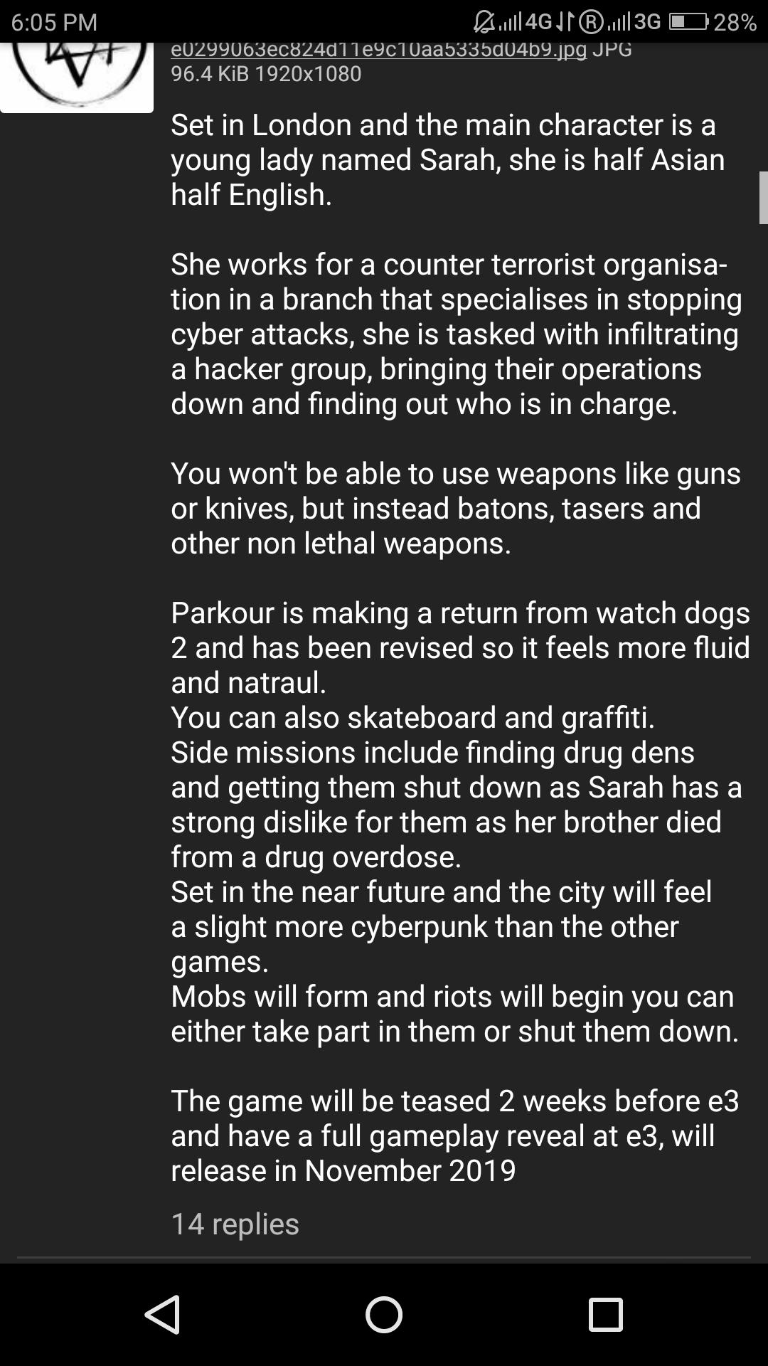 WD3_reddit_leaks.png