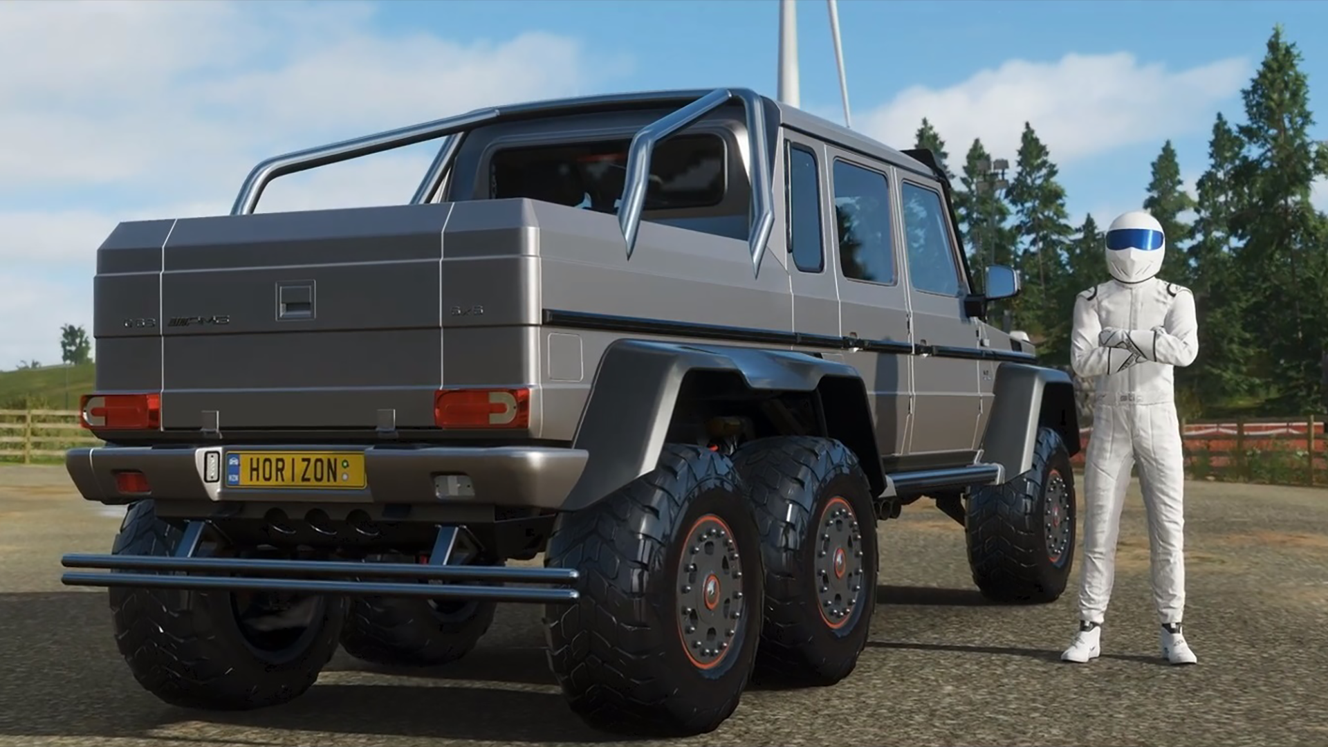 Forza Horizon 4 Update 11 Adds Top Gear Car Pack, New
