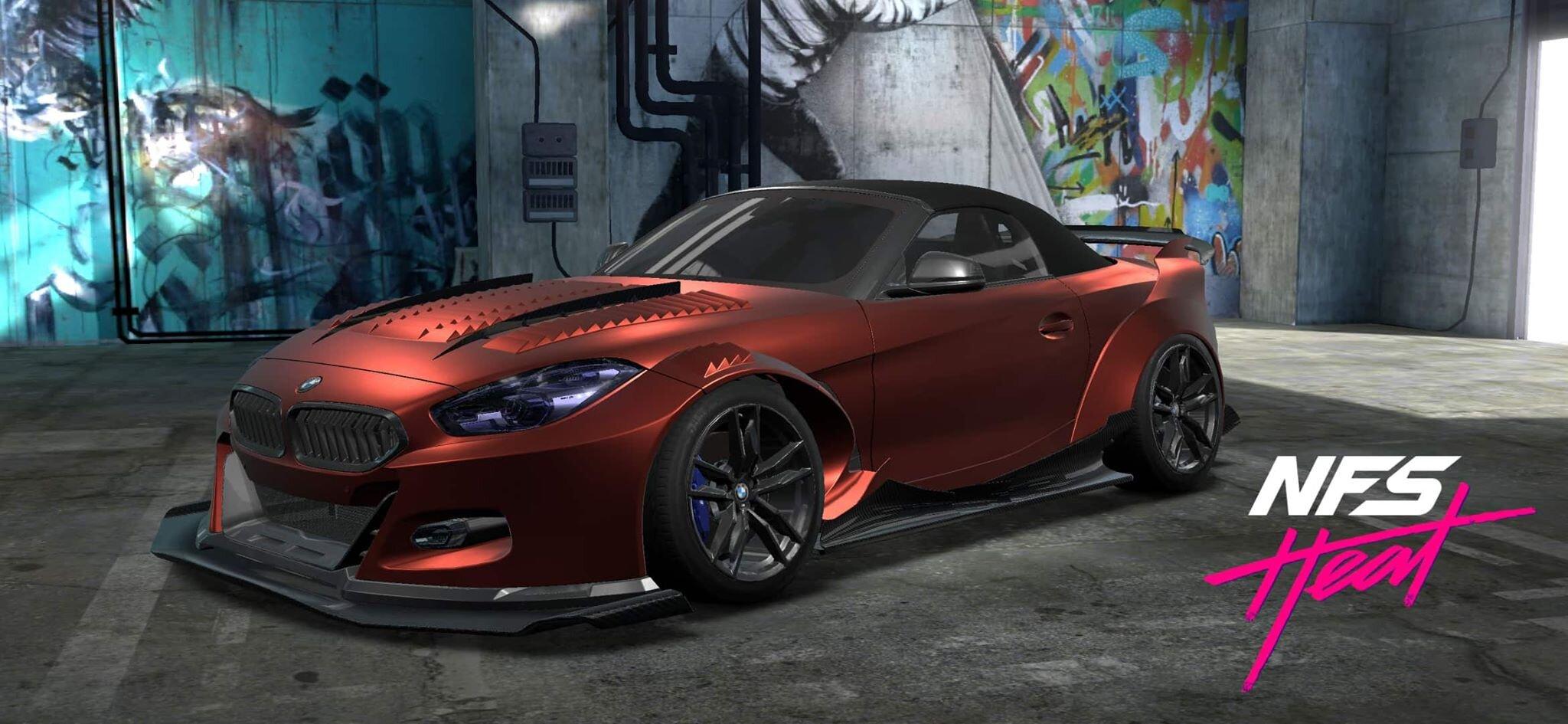 Need For Speed Heat Studio Drop 6 Adds Nissan 370z Bmw Z4