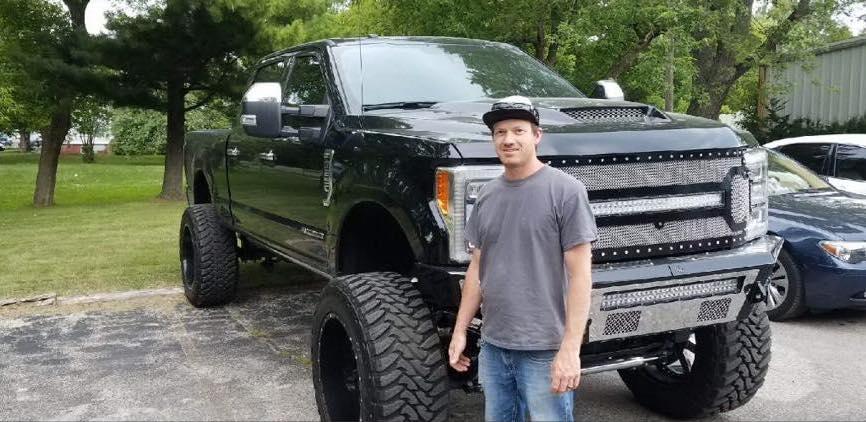 Milwaukee Auto Body taking care of Eric Thames'