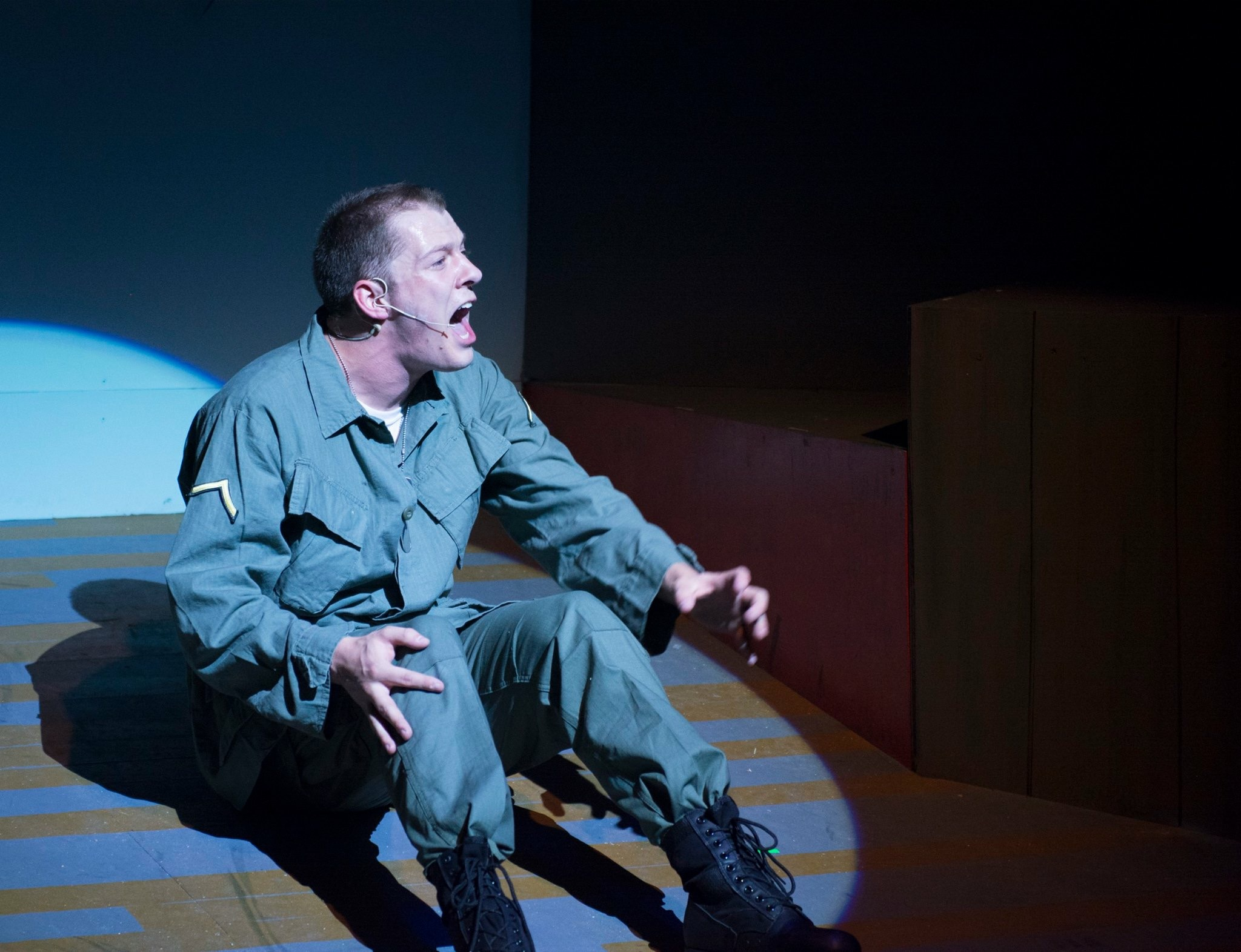 Eddie Birdlace, Dogfight  Ignite! Theatre