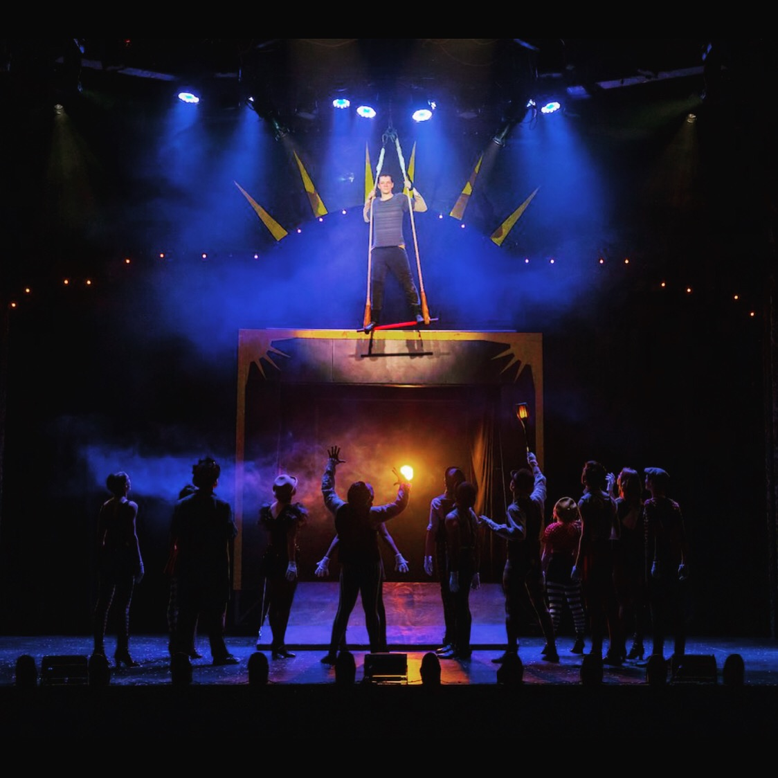 "The Reviews are in for ""PIPPIN"" at Short North Stage - The Columbus Dispatch's Michael Grossberg states that ""New York actor Corbin Payne emotionally anchored the story as the hopeful title character. Payne, a haunting singer in ""Corner of the Sky"" and ""Morning Glow,"" makes Pippin's yearnings palpable, and thereby makes him real, even when the script pushes the character into contrivance."" Click here to read the full review!The Columbus Underground's Richard Sanford viewed the SNS production of Pippin as ""Riotous and Charming."" Claiming that ""Payne's Pippin is more a cipher compared to the antic fun bouncing around him…..Payne is a rock throughout, the solid base everything can spark off or leap from, making the most out of his earnest songs like ""Morning Glow"" and ""Corner of the Sky."" Click here to read the full review!"
