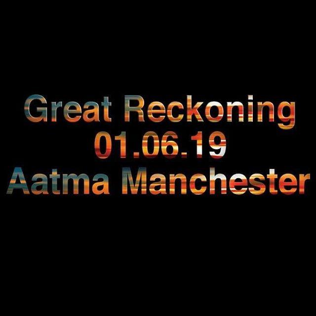 01.06.19 #Aatma #Manchester