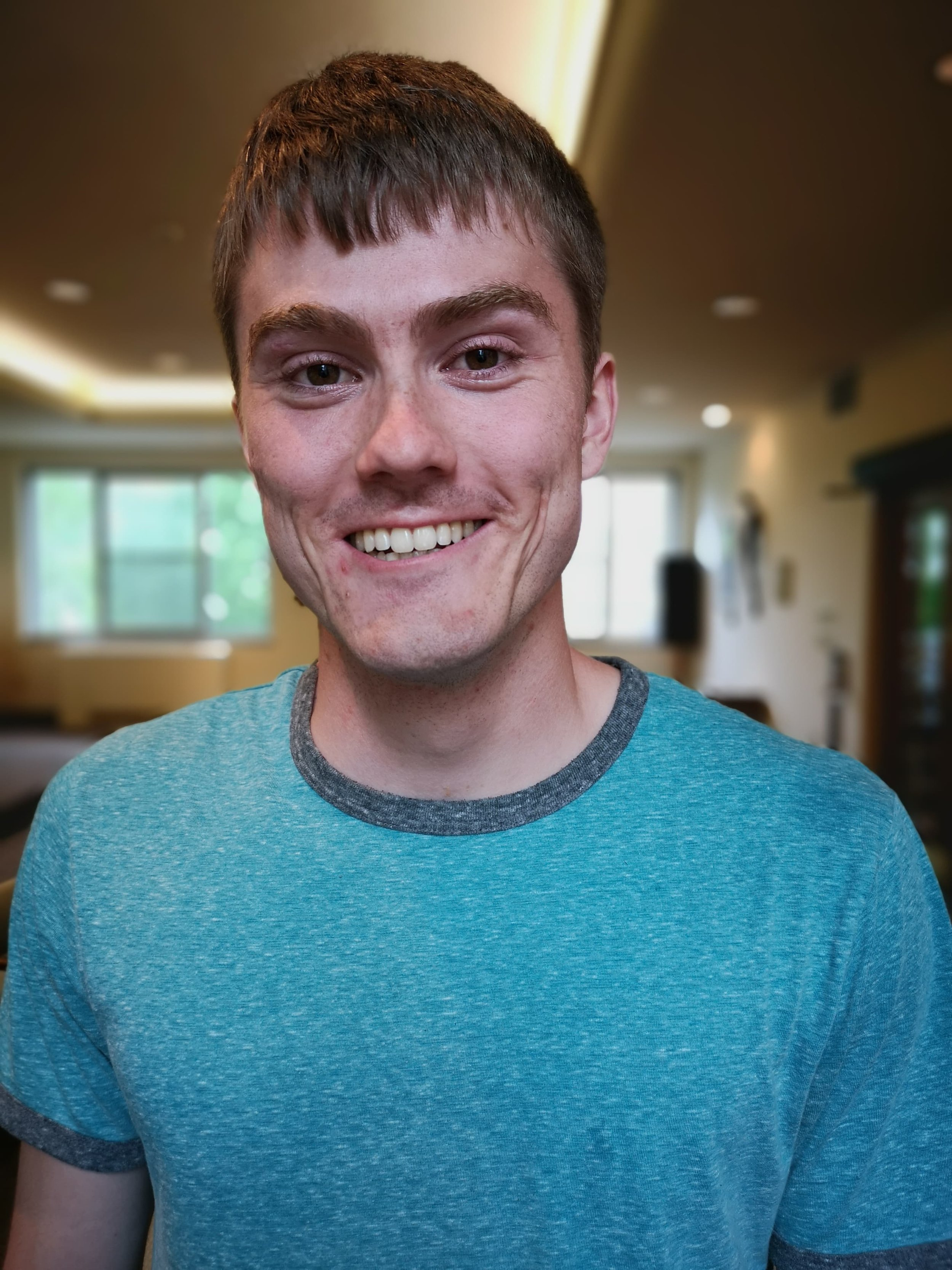 Patrick Lange - Hi! My name is Patrick. I am looking forward to the opportunity to grow in relationship with the people of Wollaston and coming to know and understand myself deeper!