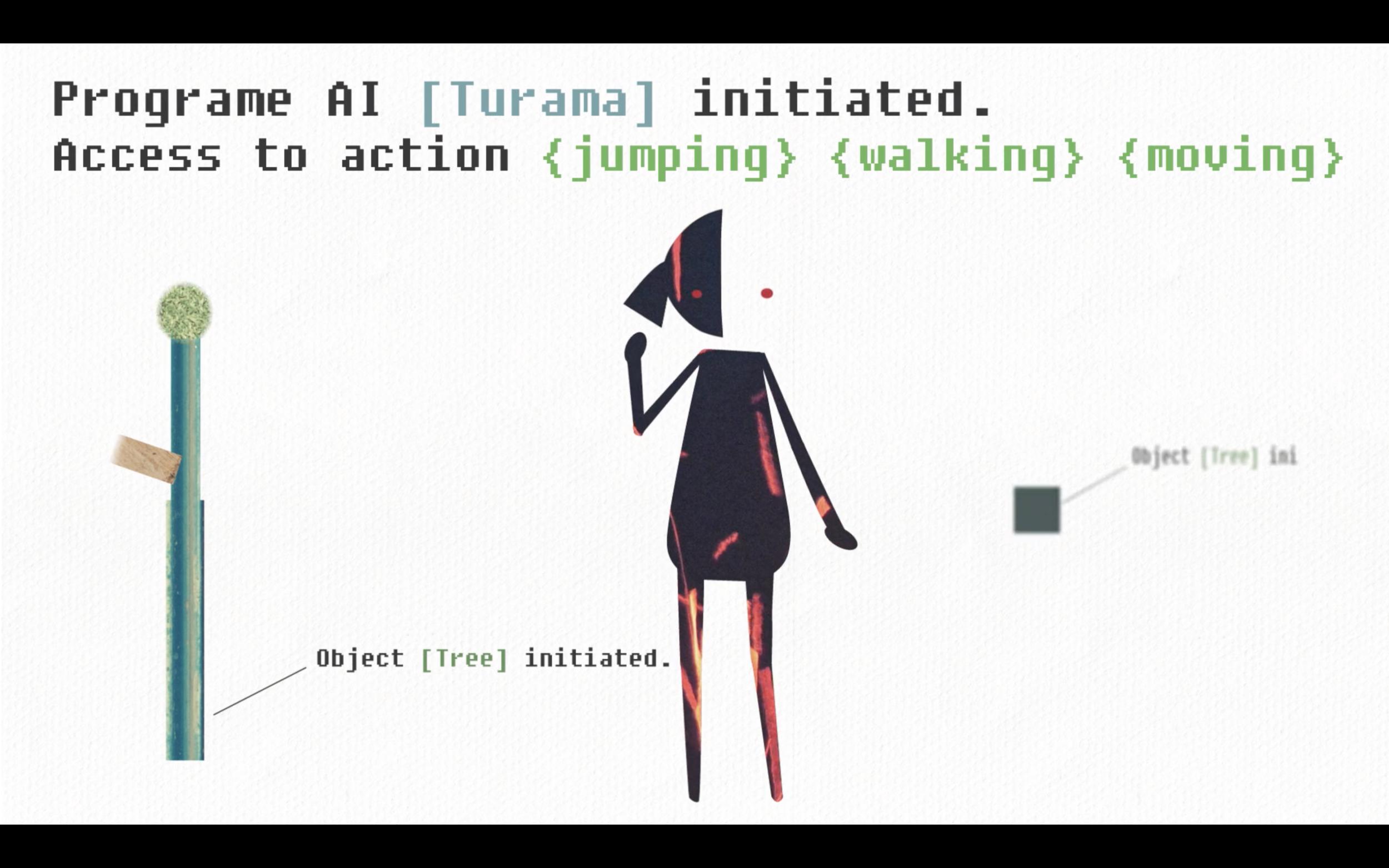 Turama and the world initiated