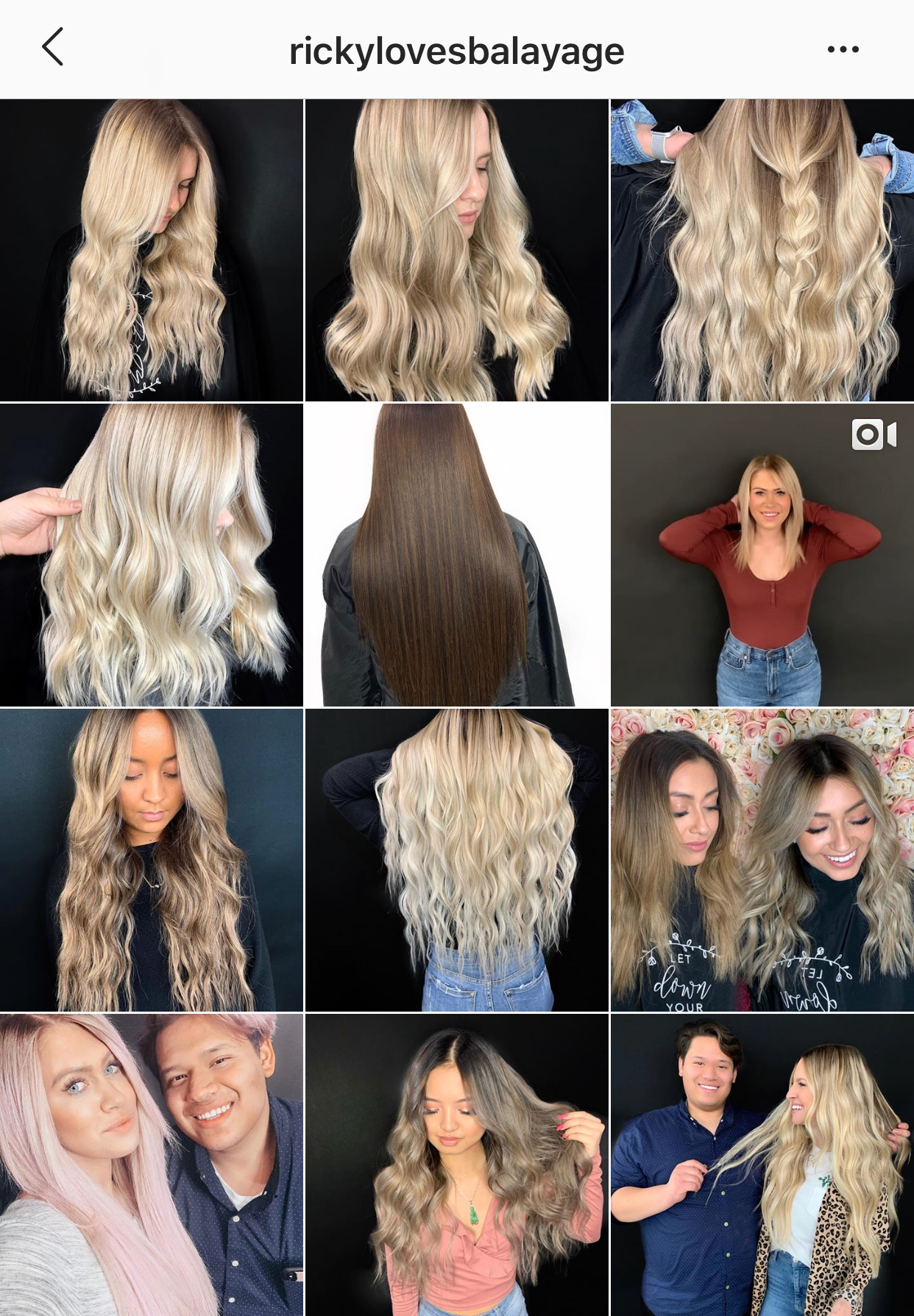 @rickylovesbalayage - Account GrowthDaily Engagement9.5K Followers