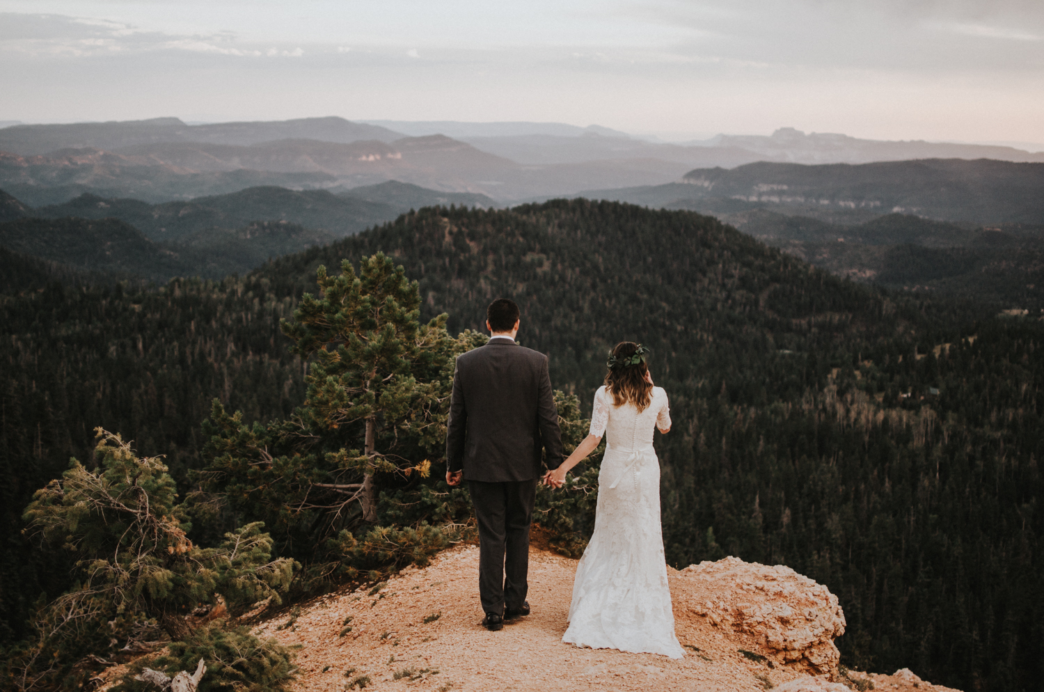 southern utah bryce canyon adventurous elopement simply amor photography