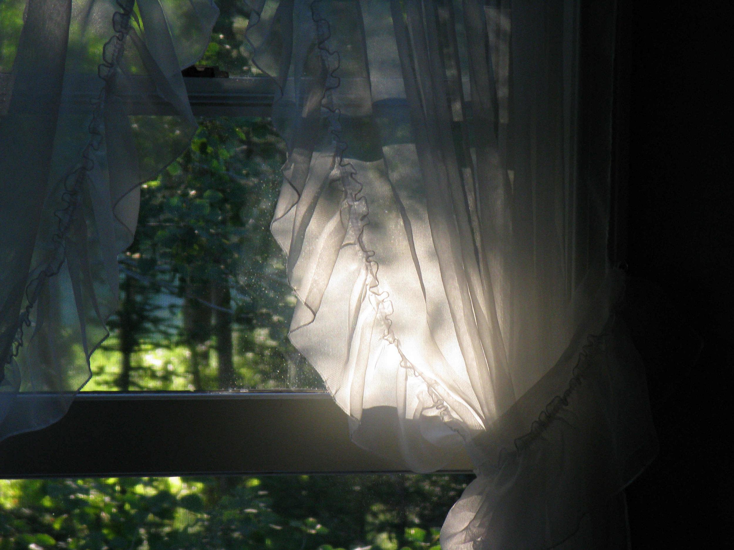 Vermont window view