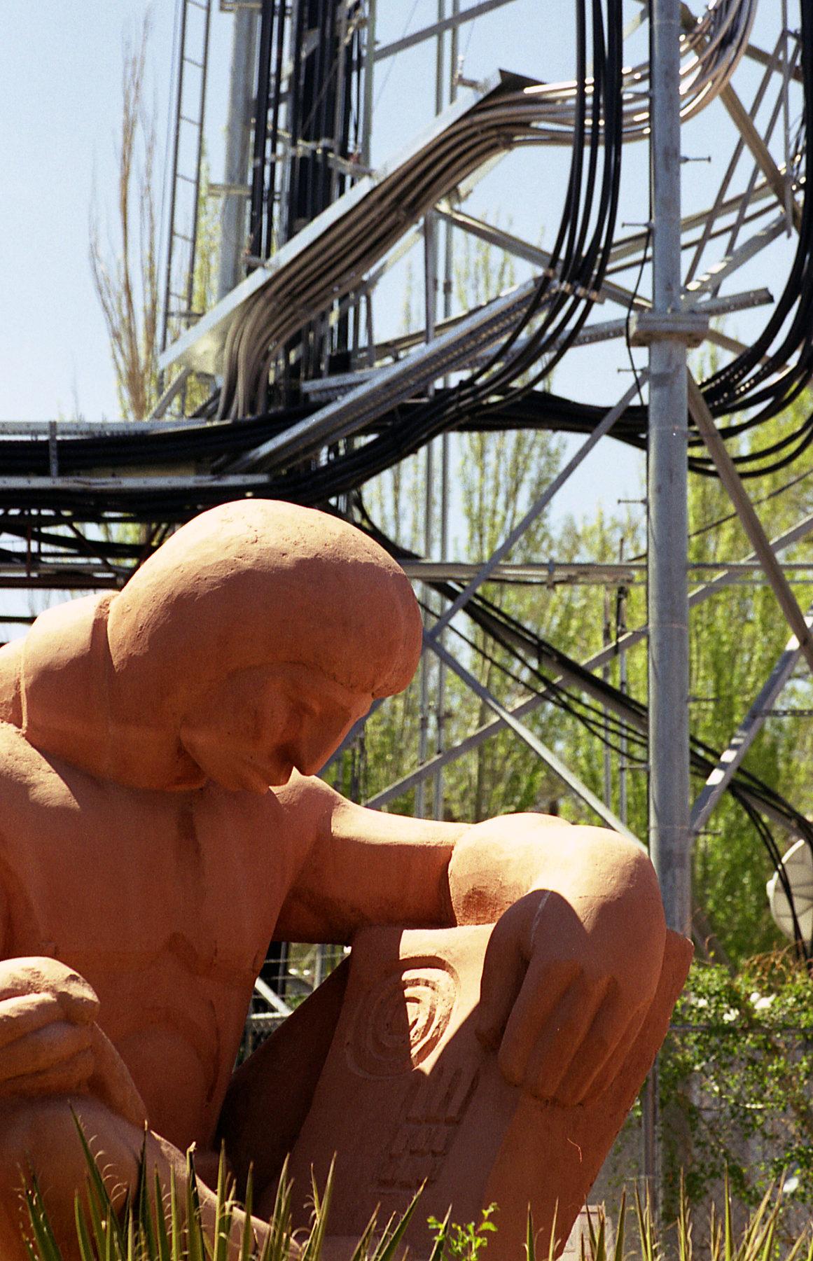 New Mexico statue