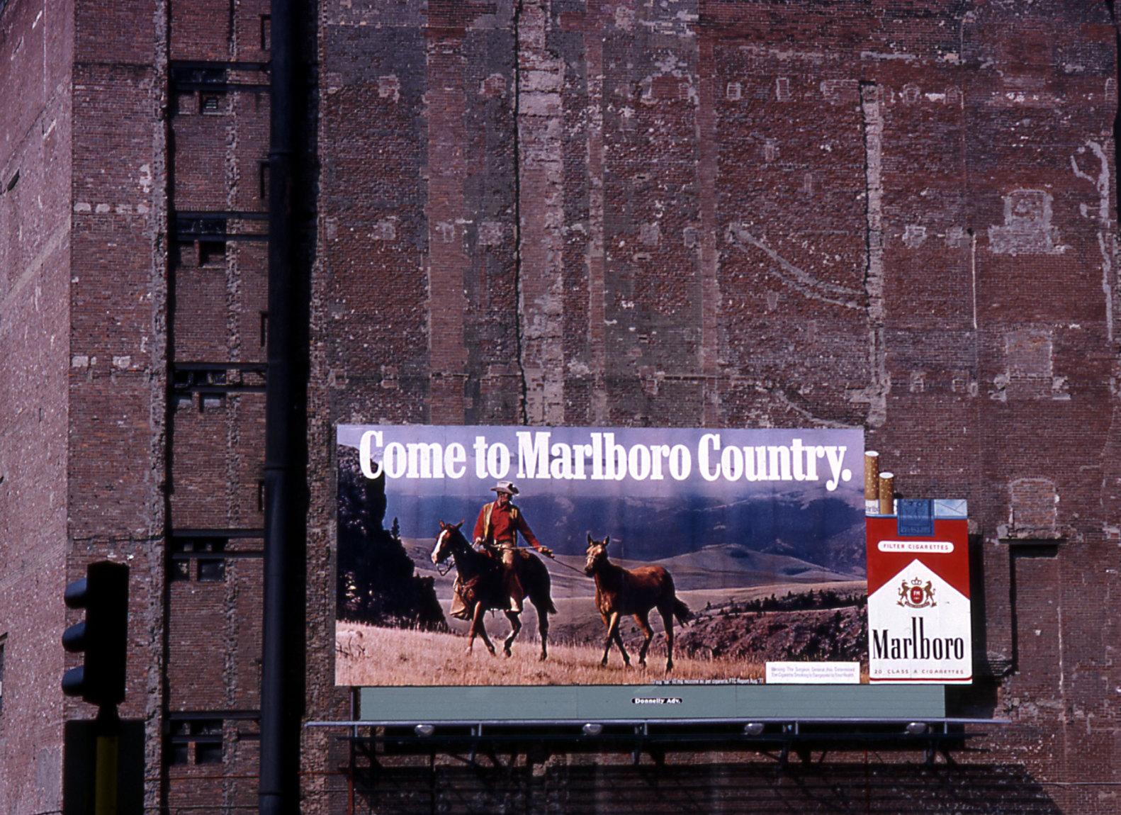 Marlboro country, New York