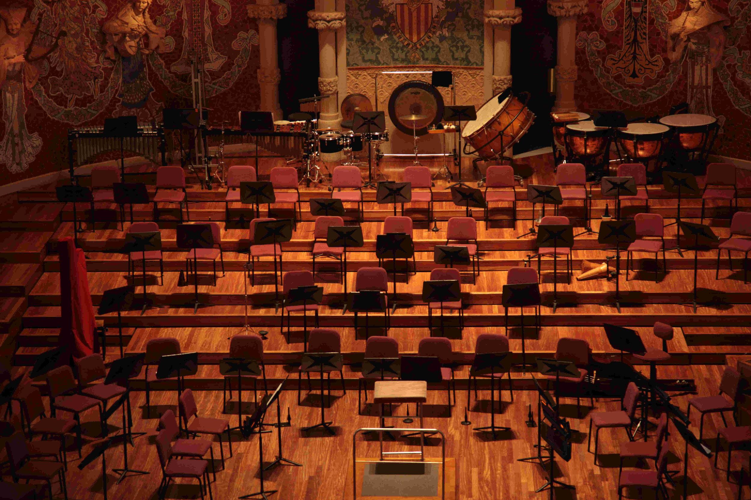 Orchestra, Madrid