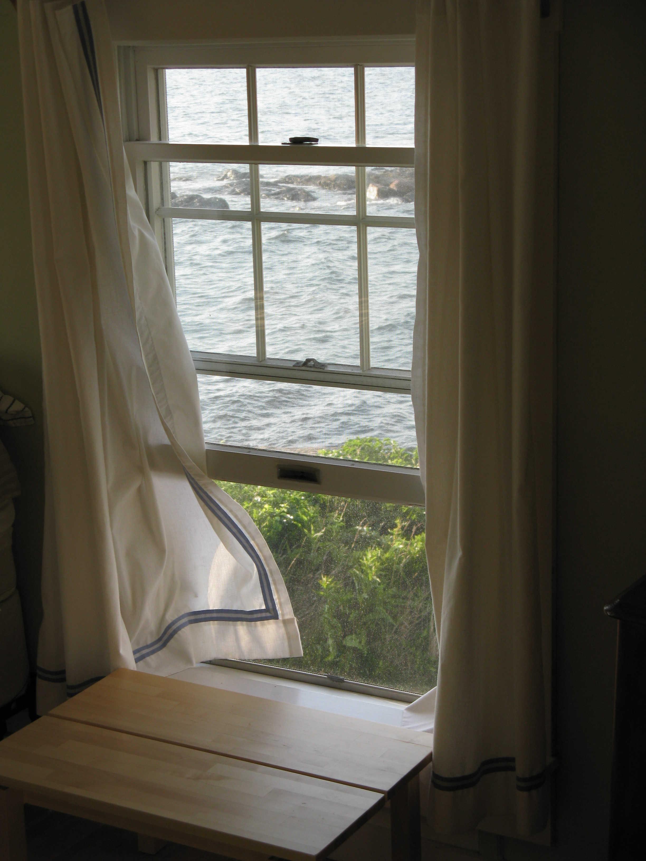 Rhode Island window view